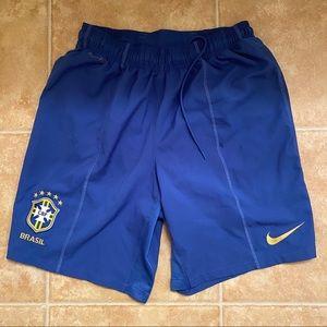 Nike Brazil National Team Soccer Shorts